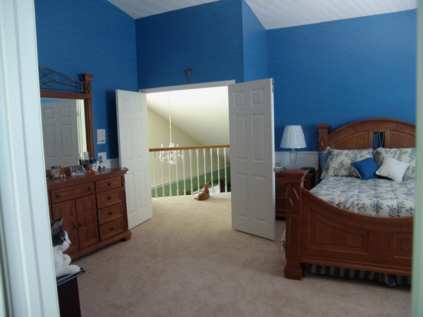 Home For Sale By Owner Located In Largo Seminole Florida Master Bedroom
